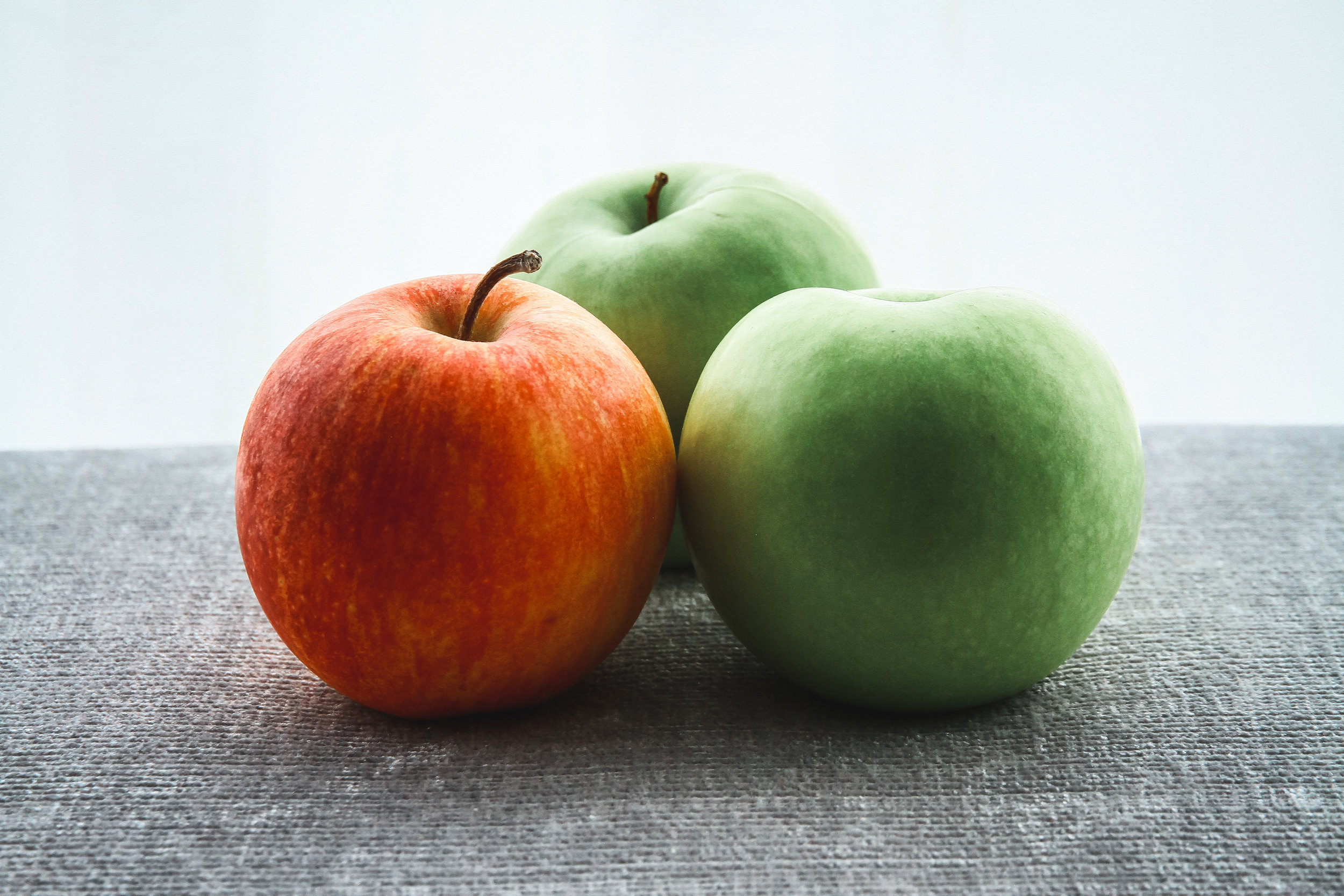 Apples are a very important part of the Metabolic Balance® Program.