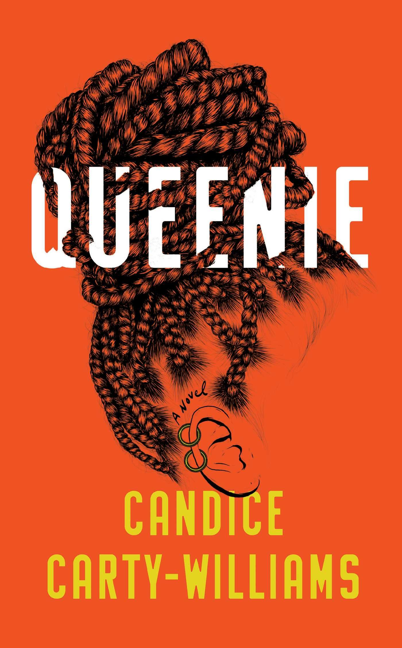 "Queenie by Candice Carty-Williams - Bridget Jones's Diary meets Americanah in this disarmingly honest, boldly political, and truly inclusive novel that will speak to anyone who has gone looking for love and found something very different in its place.Queenie Jenkins is a 25-year-old Jamaican British woman living in London, straddling two cultures and slotting neatly into neither. She works at a national newspaper, where she's constantly forced to compare herself to her white middle class peers. After a messy break up from her long-term white boyfriend, Queenie seeks comfort in all the wrong places…including several hazardous men who do a good job of occupying brain space and a bad job of affirming self-worth.As Queenie careens from one questionable decision to another, she finds herself wondering, ""What are you doing? Why are you doing it? Who do you want to be?""—all of the questions today's woman must face in a world trying to answer them for her.With ""fresh and honest"" (Jojo Moyes) prose, Queenie is a remarkably relatable exploration of what it means to be a modern woman searching for meaning in today's world."