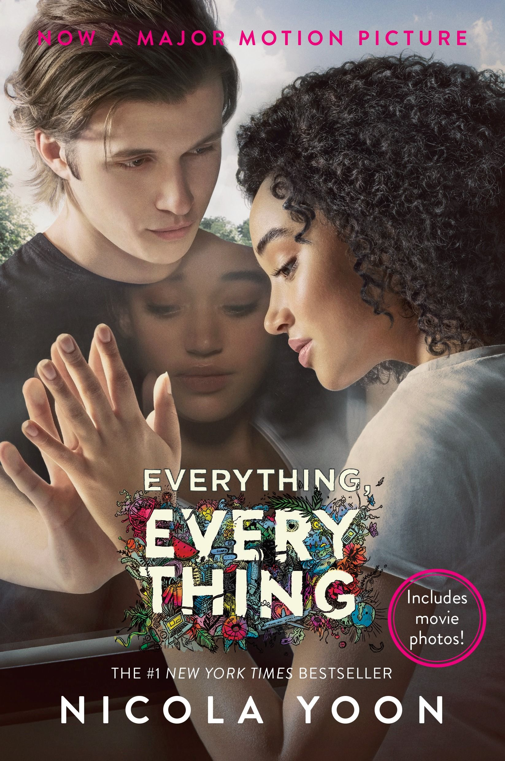 Everything Everything by Nicola Yoon -