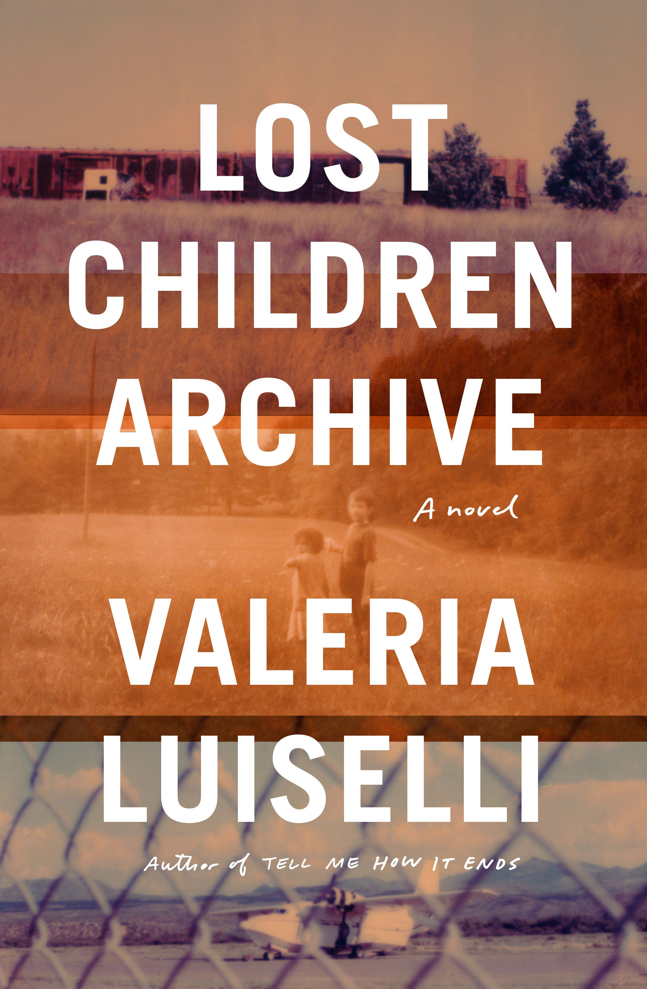 Lost children archive - This one sounds very cool. Told through the voices of the mother and son along with collected texts and images. It explores how we document experiences through the journey of this family going on a summer road trip across America.