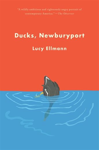 duck, newburyport - I don't really know how to explain this but I love books that have some focus on food and women stories. They always peak my interest! Following an Ohio house wife and mother who bakes for local restaurants and who wonders how to exist in a world like today.