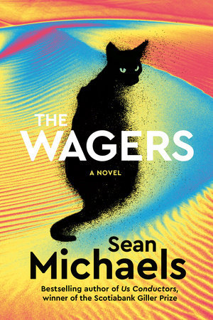 September 24 (Random House Canada) - Scotiabank Giller-winner Sean Michaels is back with his widely anticipated second novel, The Wagers, a deeply satisfying story of long odds, magical heists and the dizzying gamble of life. Where does luck come from? What is it worth? And how much of it do you need to be happy?Theo Potiris is a grocer and a comedian who never repeats his jokes. After 15 years of open mikes, he's still waiting for his break--bicycling to the comedy club at night, stacking plums at his family's grand and ramshackle supermarket by day. His girlfriend is halfway around the world, searching for enlightenment with a patron who happens to be the richest man on Earth, and when two other loved-ones get struck by bolts from the blue, Theo decides he can't keep chasing his old dreams any longer. He resolves to trade his wishes in, pursuing a bigger score.Here Sean Michaels' novel takes a surprise left turn, away from the price of milk and into a shabby, beautiful, imaginary Montreal where peacocks strut on street corners and gamblers bet on sunny days. Theo uncovers a mysterious association of sports-obsessed mathematicians, The Rabbit's Foot, which is turning probability into riches, and the vigilante No Name Gang, who steal luck from those who have taken more than their fair share. Bursting with sheer story-telling pleasure and stylish prose, The Wagers carries you along on wave after wave of invention--a literary motorcycle chase that soon has you wondering about the randomness of good fortune and all the ways we choose to wage our lives.