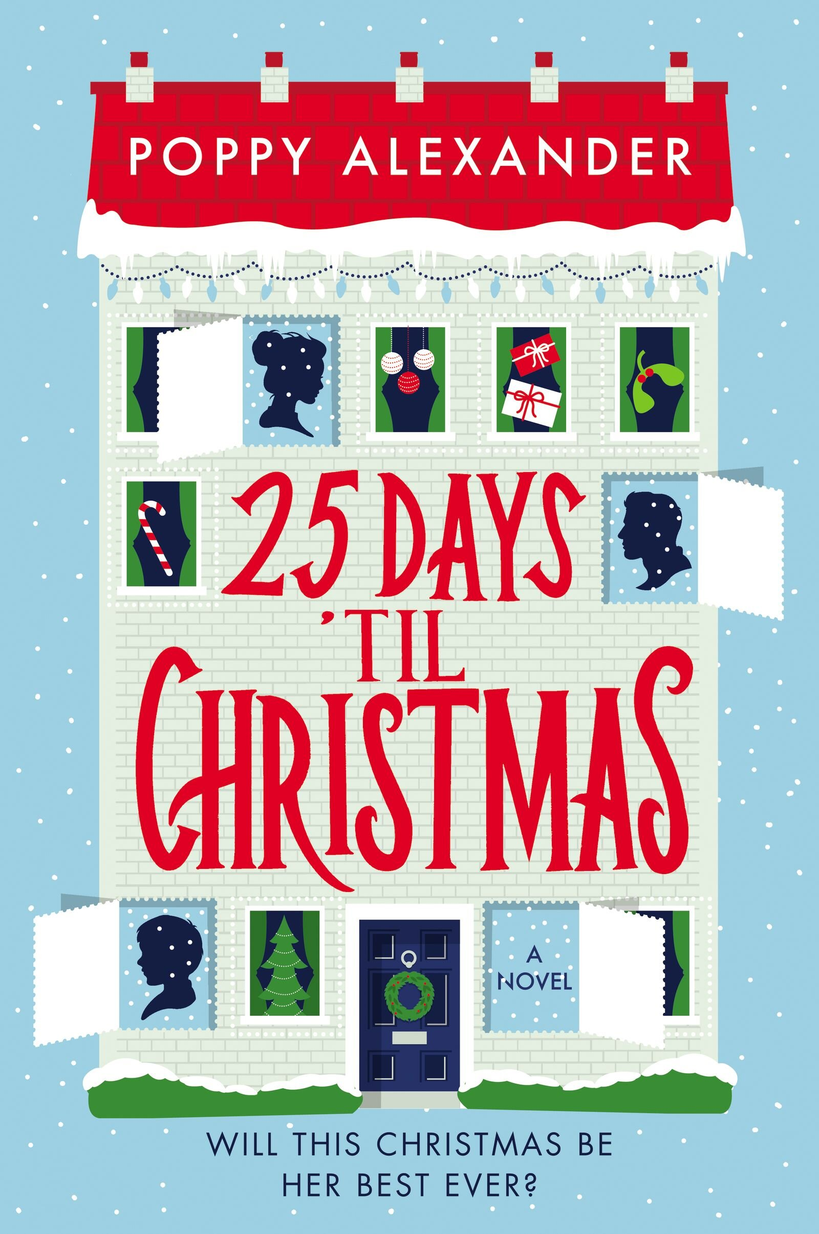 October 8 (HarperCollins) - A contemporary, emotional, but ultimately feel-good, festive up-lit novel for fans of Jenny Colgan, Debbie Johnson, and Holly Martin.Kate Potter used to love Christmas. A few years ago she would have been wrapping her presents in September and baking mince pies on Halloween, counting down to the countdown to Christmas. But a few years ago, everything was different. That was before Kate's husband went away with the army and didn't come home. Now she can hardly stand December at all.Kate's lonely. She doesn't think she's ready for romance, but she needs more than this, and her son Jack needs a Christmas to remember. What Kate needs is a Christmas miracle, and if there isn't one on its way, she'll just have to make her own.So begins Kate's advent countdown to the best Christmas ever.She has it all planned out, but you can't plan for the unexpected, and when the path of the loneliest woman in town crosses with that of the loneliest man, she just might find a way to save Christmas for all of them...