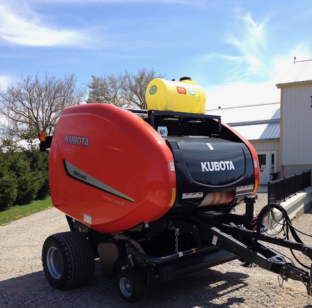 Nuhn Forage - Liquid and Granular Forage Applicators — The