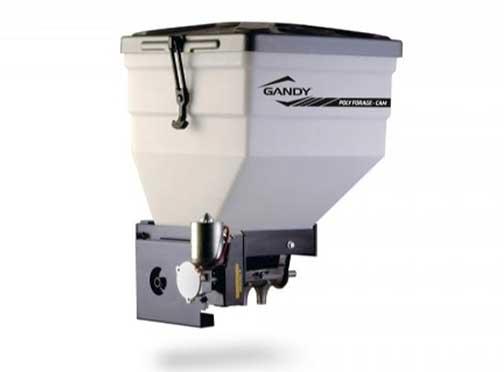 Nuhn Forage - Liquid and Granular Forage Applicators — The