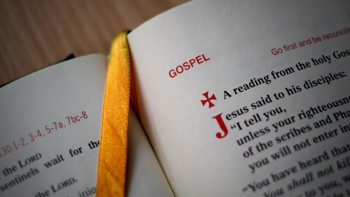 Sunday Gospels