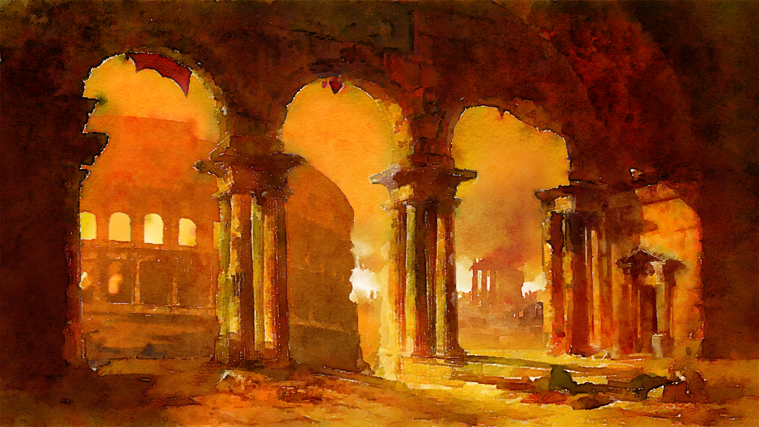 Landscape Painting - Rome is Burning.png