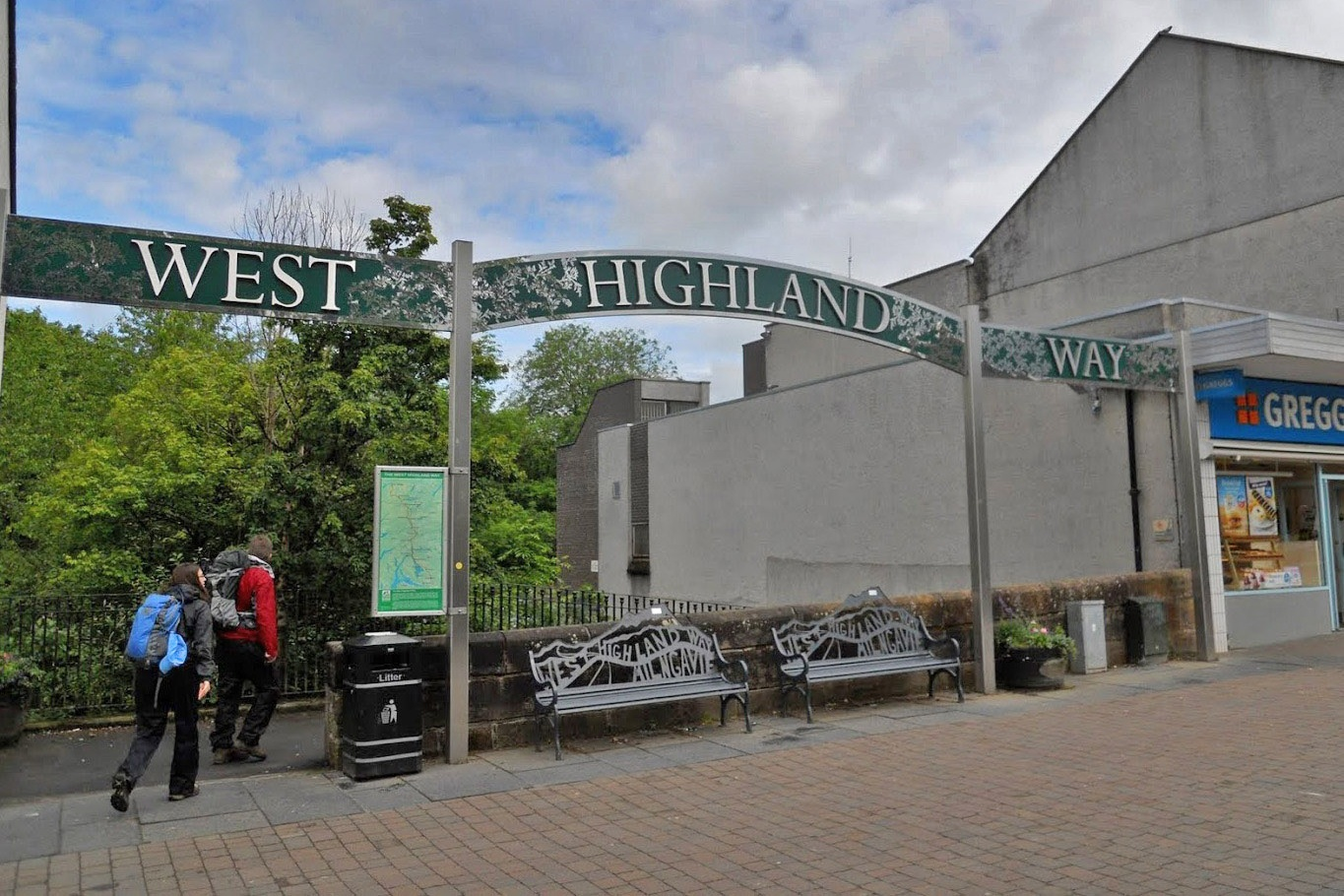 Throughout the year many events take place in the town - including the Highland Games, Cycling Events, Car Events, Milngavie Folk Club, so you will have plenty to choose from on your visit. Don't forget the stunning Mugdock Country Park or Waterworks for a stroll and a coffee.