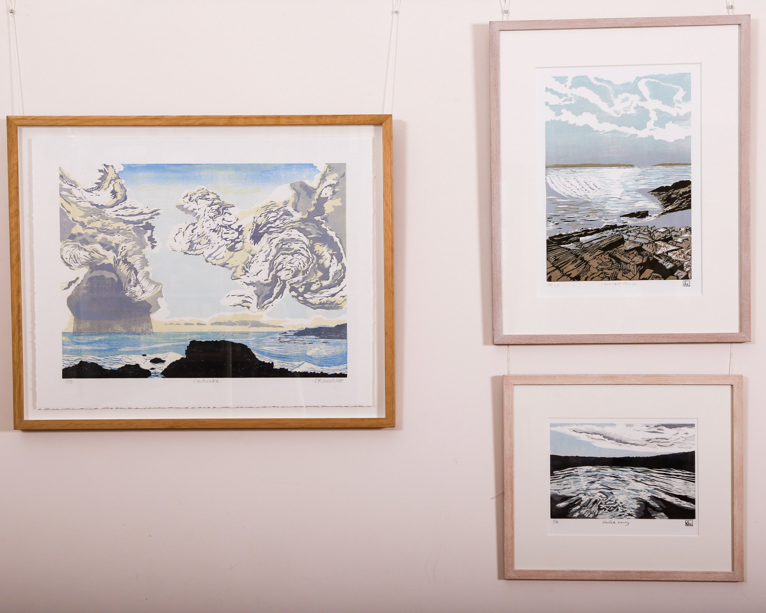A selection of my framed prints