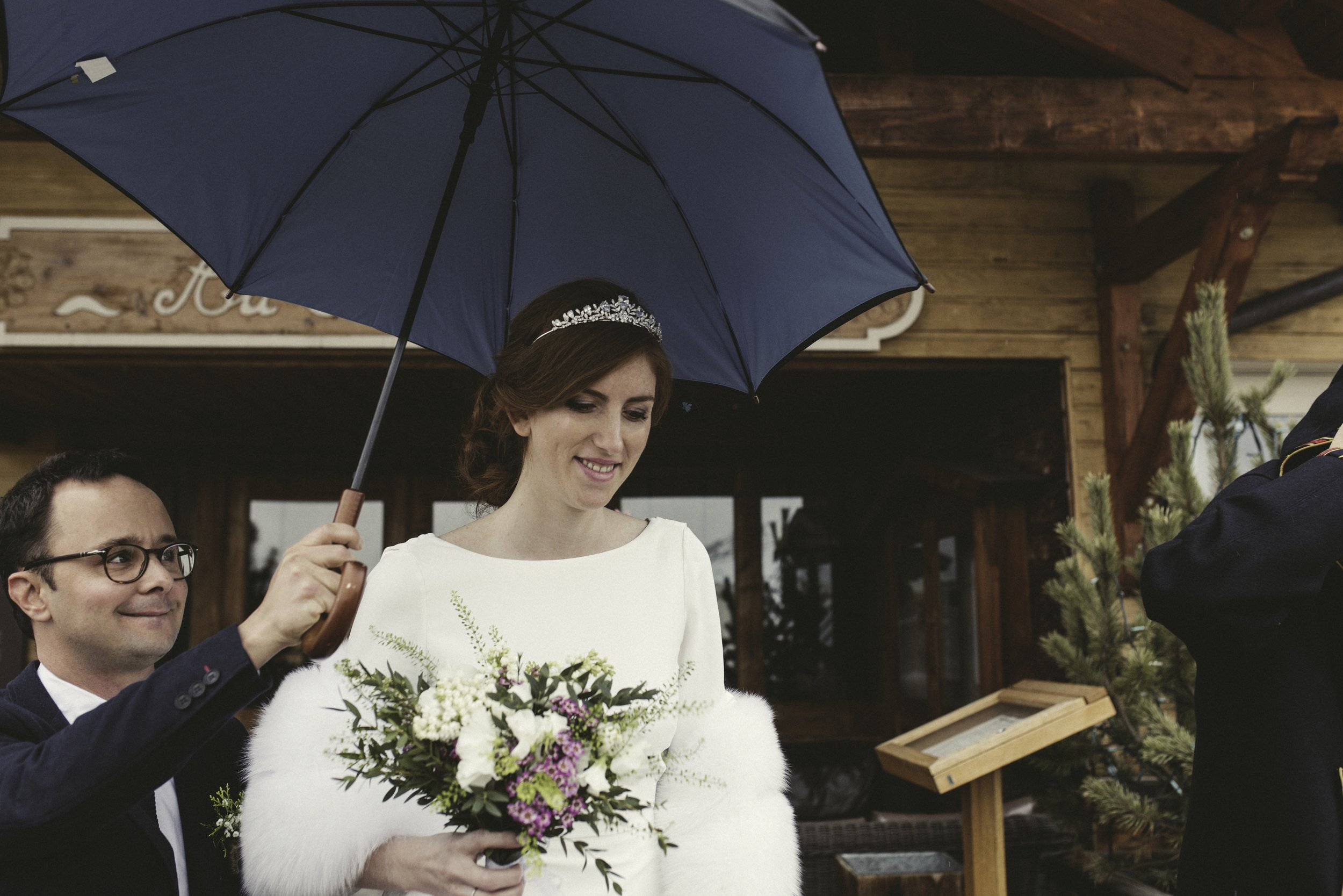 Mariage Mathilde et Guillaume, Alpe d'Huez