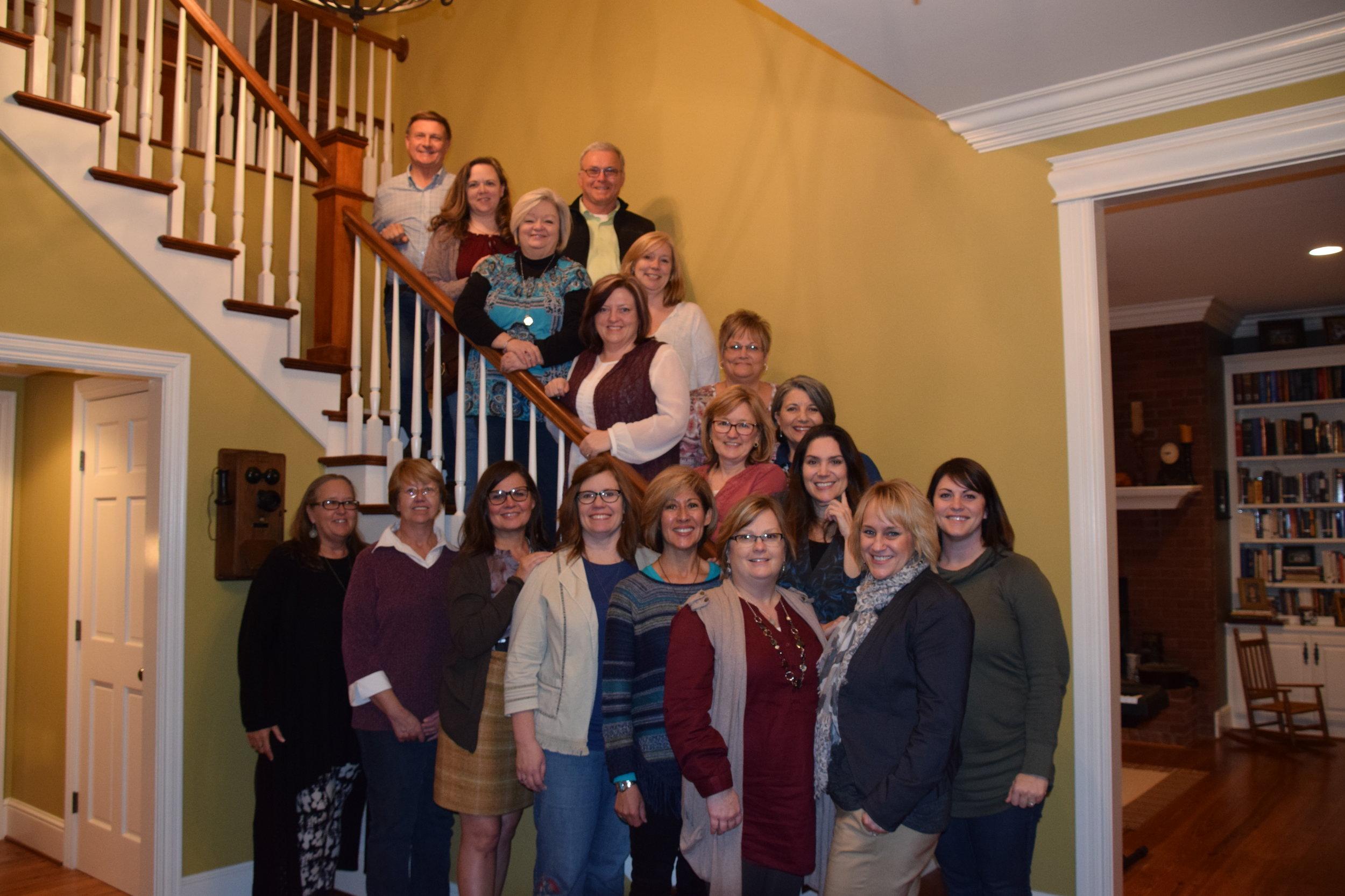 - The Deeper Still Upper Cumberland Team