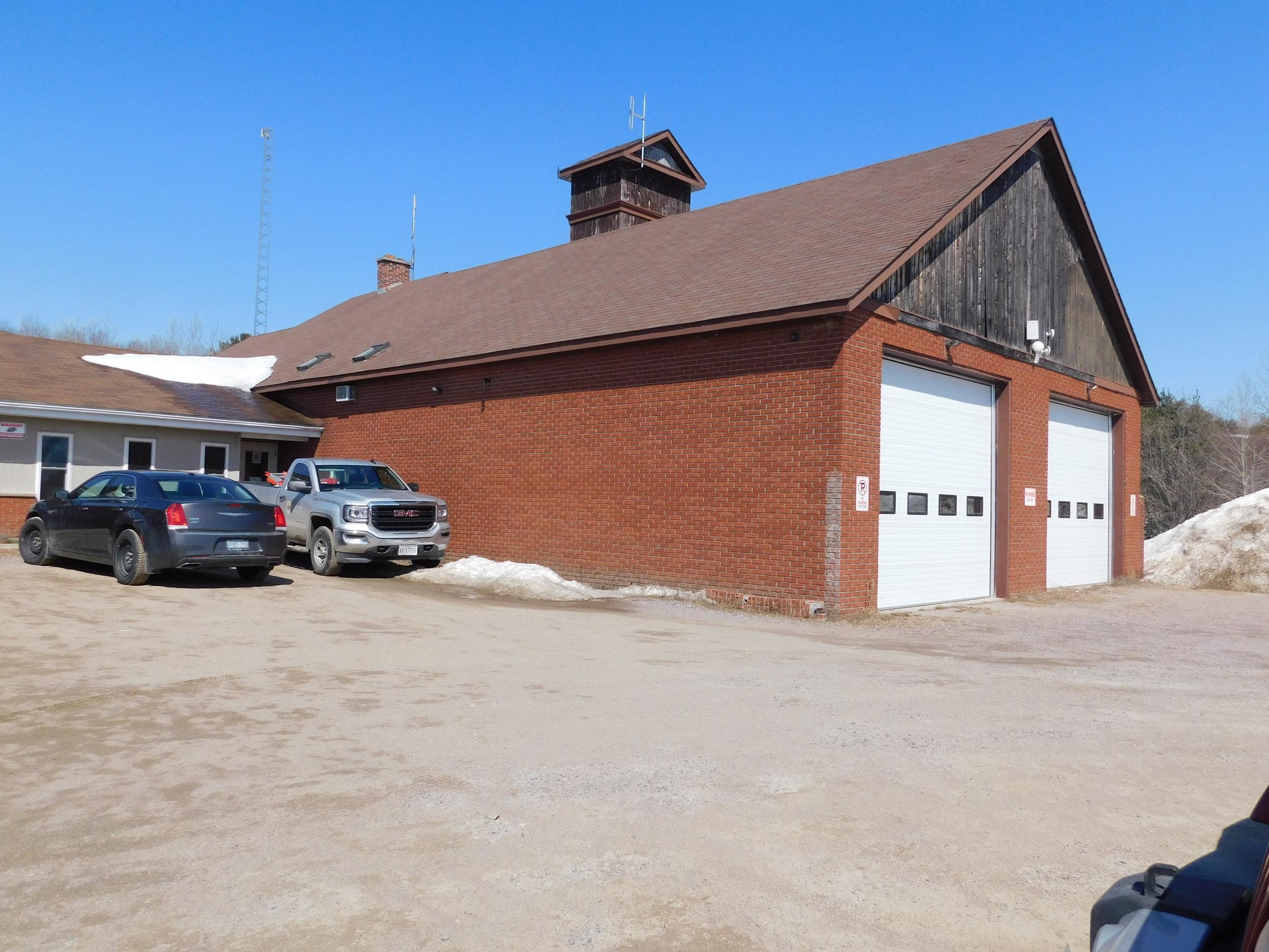 SRFN Fire Hall