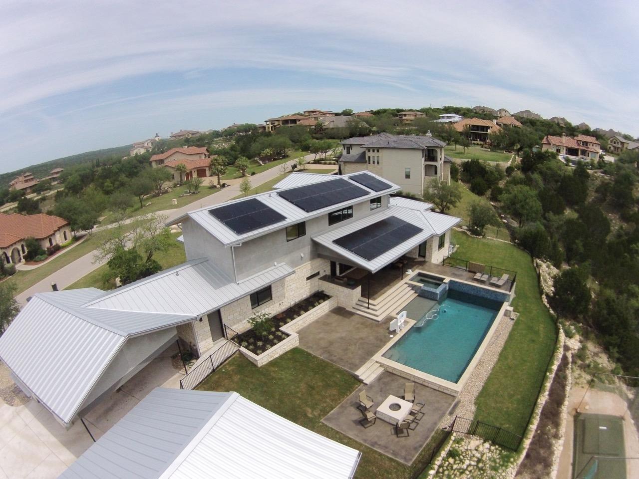 Residential Solar System -