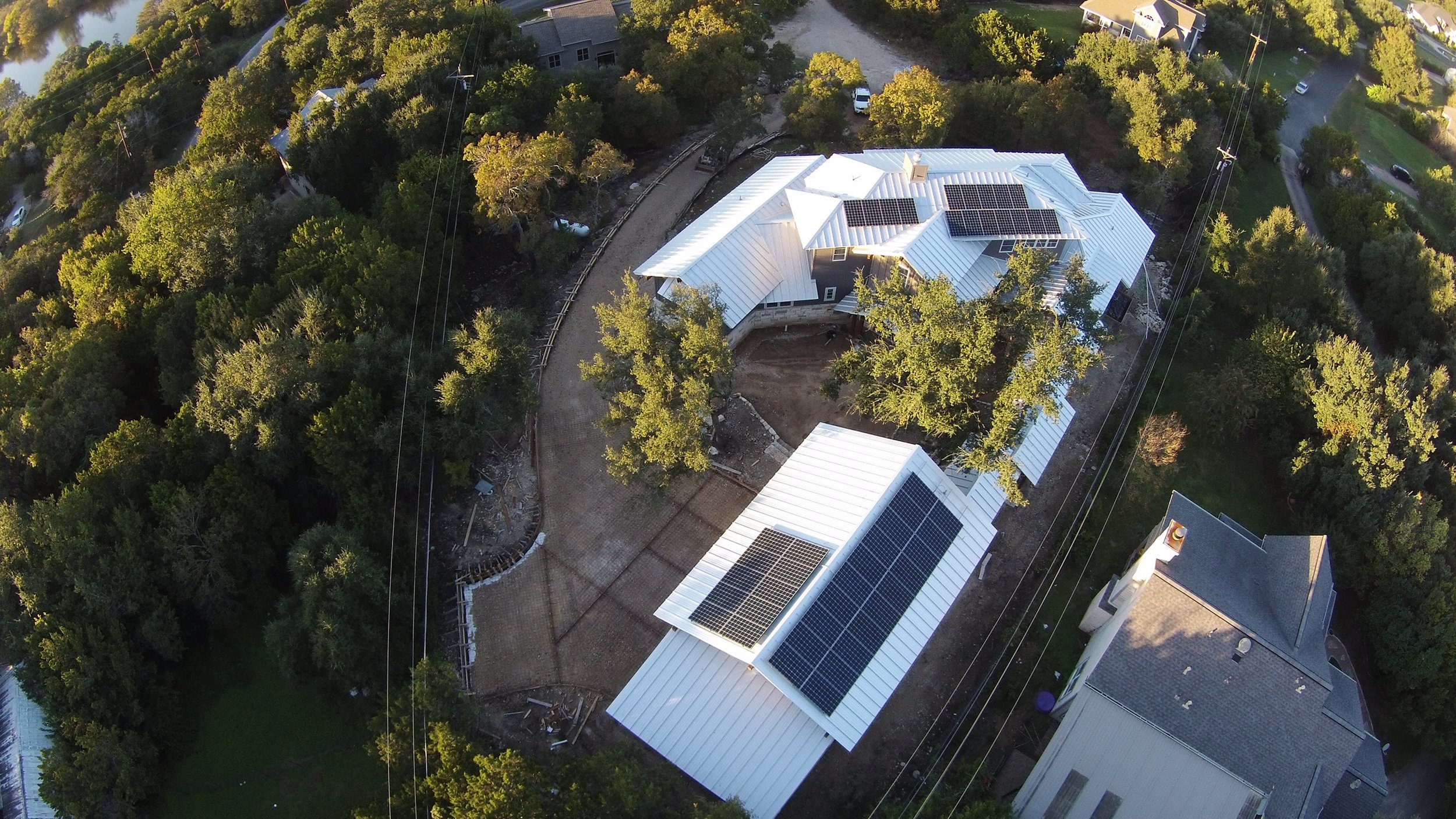 Rooftop Solar Panels - Designed & Installed by LighthousSolar