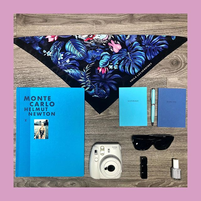 TRAVEL ESSENTIALS: Your take on the world.  #VLH #BEAUTIFULLYDEFIANT #summeressentials #explore