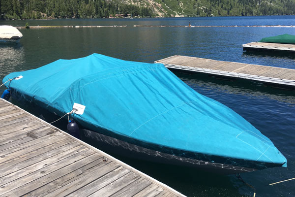 custom mooring cover tahoe