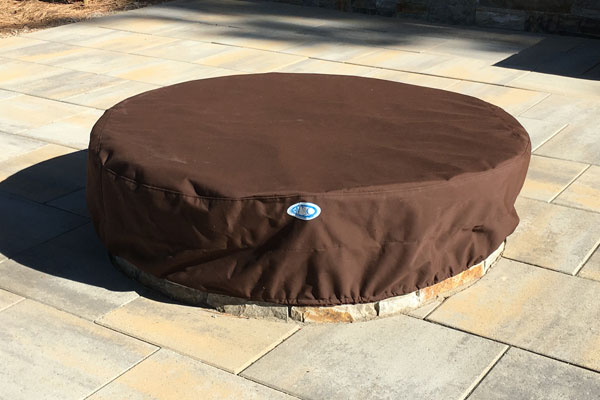 custom fire pit cover tahoe