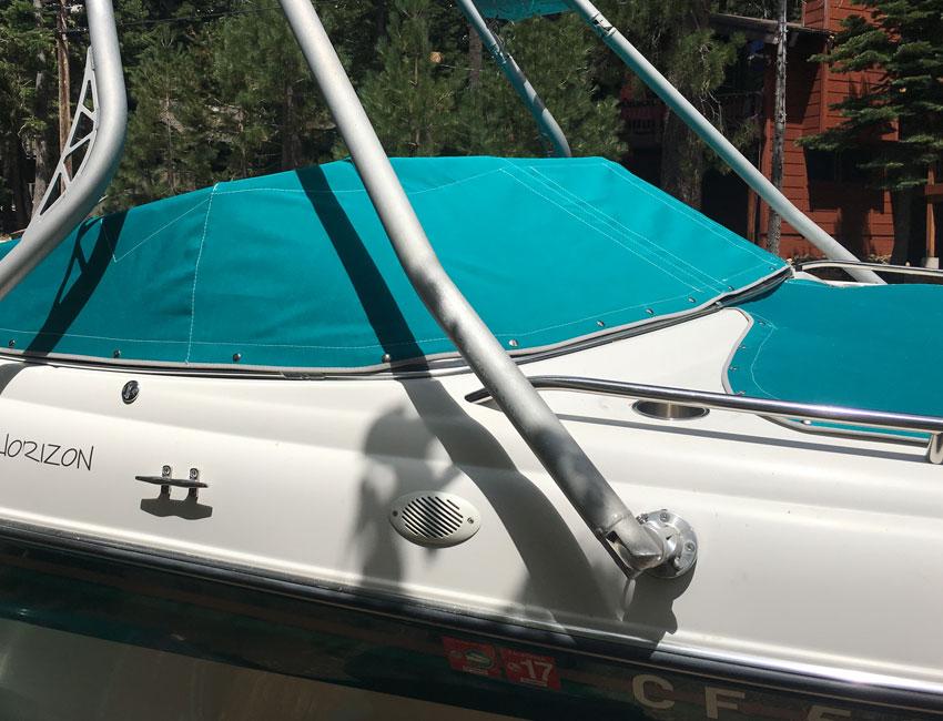custom boat covers tahoe