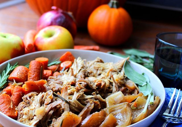What's better than a hearty, delicious plate of pork? Visit our blog for inspirational recipes that will keep you warm all winter long!