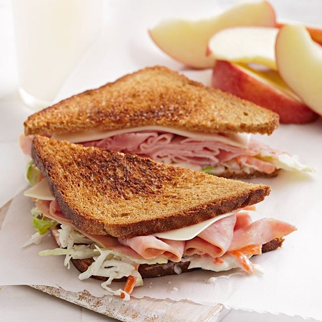 Did you know we have a full-service deli counter at our Calgary meat shop location? It's true! And we can slice any of our sandwich meats to order! Deli ham is an excellent alternative to the PB&J sandwich! It's a lean protein, full of vitamins and minerals. Best of all, it's flavourful! Even the pickiest of eaters will approve. We hope you enjoy the deli ham recipes in our latest blog post. We're confident that your kids will approve! Website link in bio.