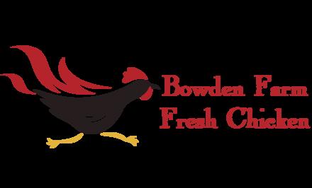 Bowden Farm Fresh Chicken logo.png