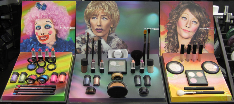MAC Cosmeticsx Cindy Sherman -
