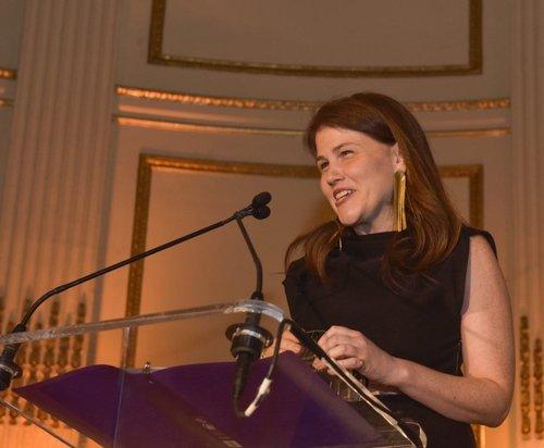 Women Mean Business Partnership Award -