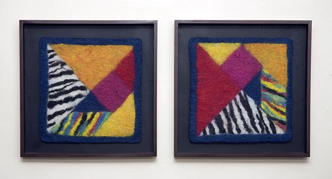 """""""Memory: A Zebra in the Garden"""" by Barbara Cade©"""