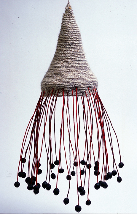 """Hair Hat #6"" by Barbara Cade©"