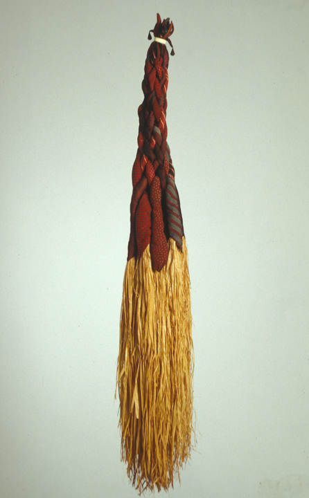 """Hair Hat #1"" by Barbara Cade ©1984"