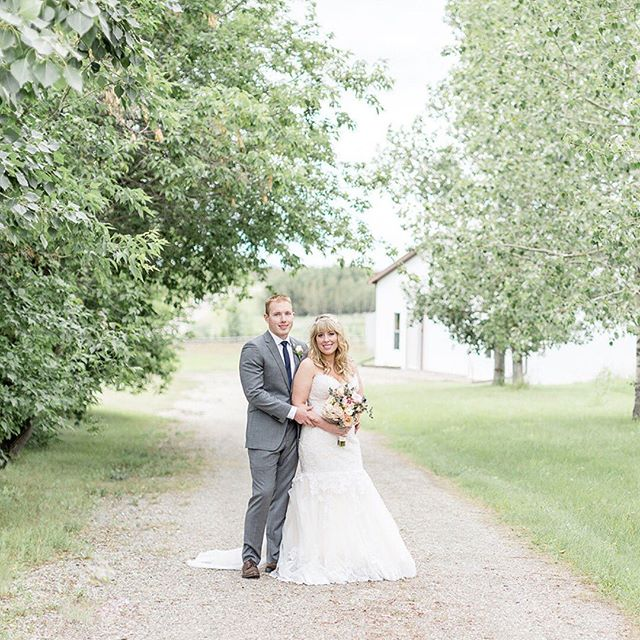 Wishing the two of you a happy anniversary ❤️ and the enjoyment of many more years, I'm so happy for the love you two share.  Photographer: @meplusyoustudios Wedding Production: Siobhan with @jraeweddings Venue: Private Acreage Officiant: Bonnie Hermiston Gown Designer: @maggiesotterodesigns Menswear: @indochino Hair and Makeup: @beautybabebycarrie, @_miz_liz_, and @allynsanity Flowers: @mandalynn_lifestyles Decor Rentals: @specialeventrentals DJ: @djeddieblack . . . . . #jacquelineraewedding #calgaryweddingplanner #yycwedding #yycweddings #calgarywedding #calgaryweddings #calgarybride #yycbride #yyc #alberta #calgaryweddingstylist #yycweddingplanner #tentwedding #dewinton #dewintonwedding #okotokswedding