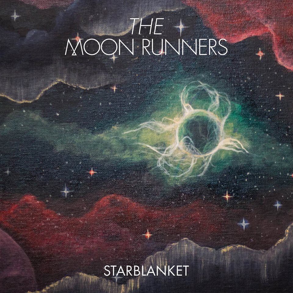 STARBLANKET - The 7-track, 2015 record was the Moon Runners' debut album, recorded at the University of Lethbridge's Studio One by Sam Walker-Kierluk and Alex Bohn. 32 minutes of raw, spacey math rock sounds mixed with tastes of R&B. A digital pizza party and everyone's invited.