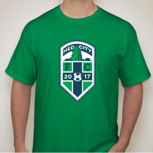 Green Med City FC Shirt
