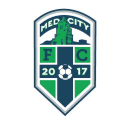 Med City FC Decal