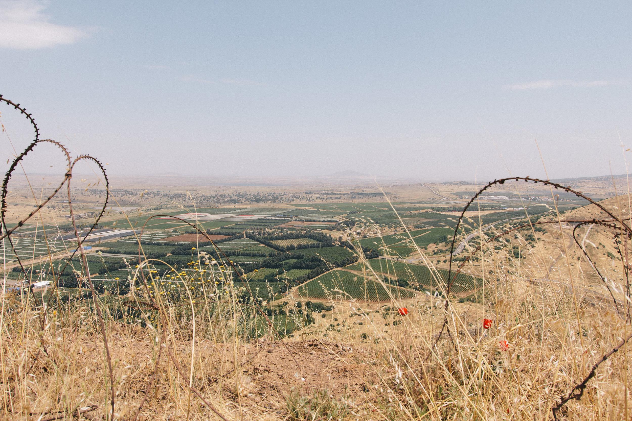Jordan River- Dead Sea Basin -