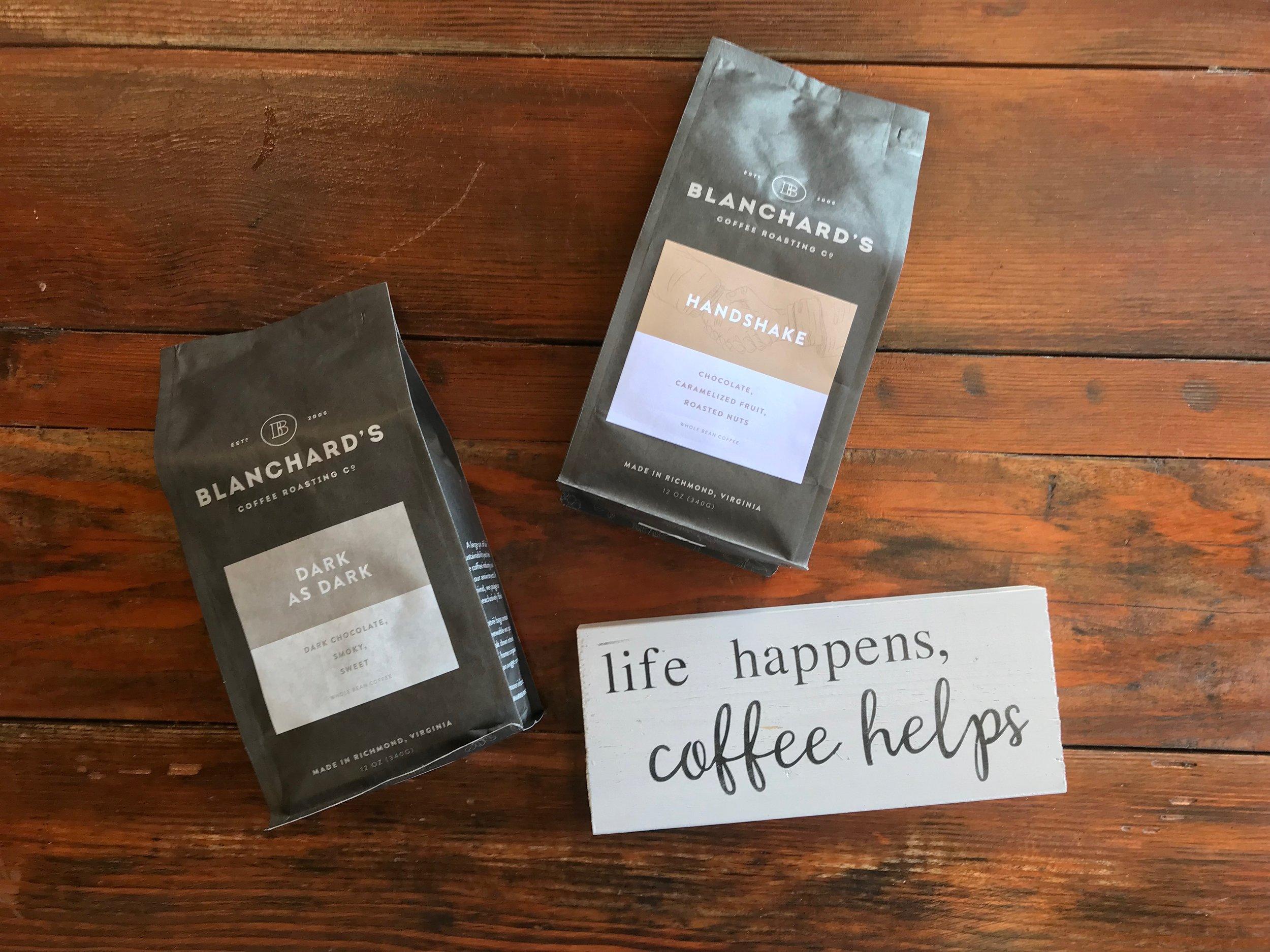 Blanchards Coffee, Richmond