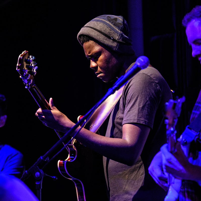 Sheldon Agwu - Guitar and Drums Teacher