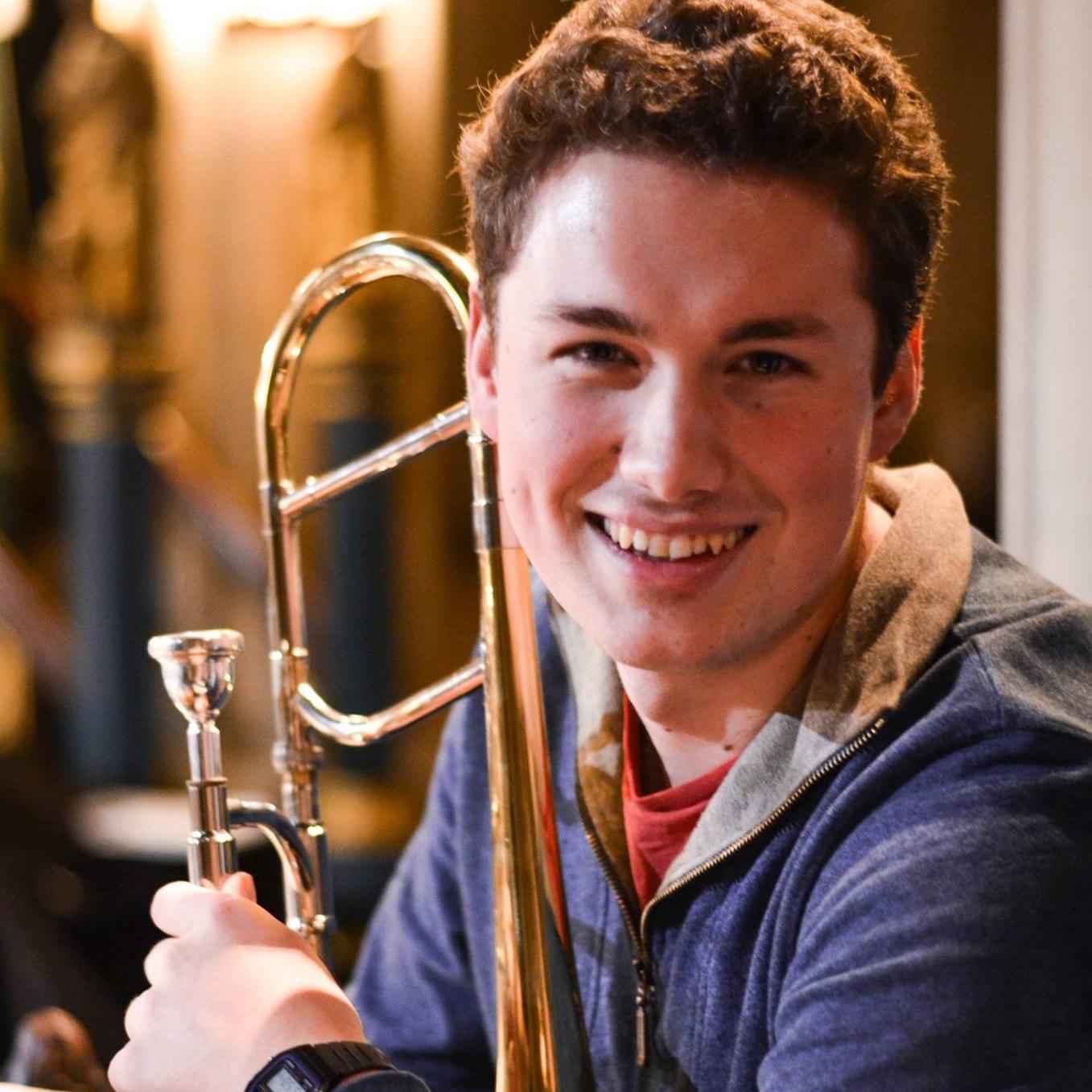 Chris Ford - Brass Teacher & Hampden Gurney School Coordinator