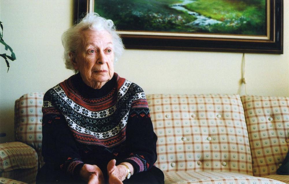 Grandma June