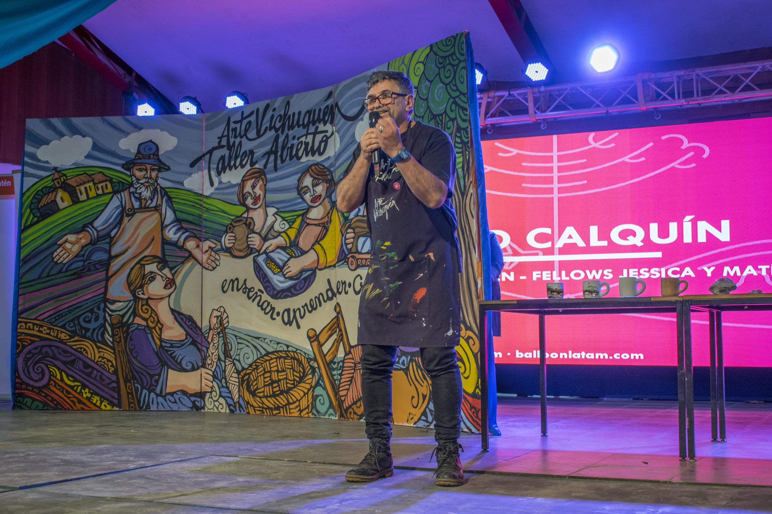 Roberto Calquín, Emprendedor Balloon reconocido con el 1er Lugar del Balloon Internacional 2019.