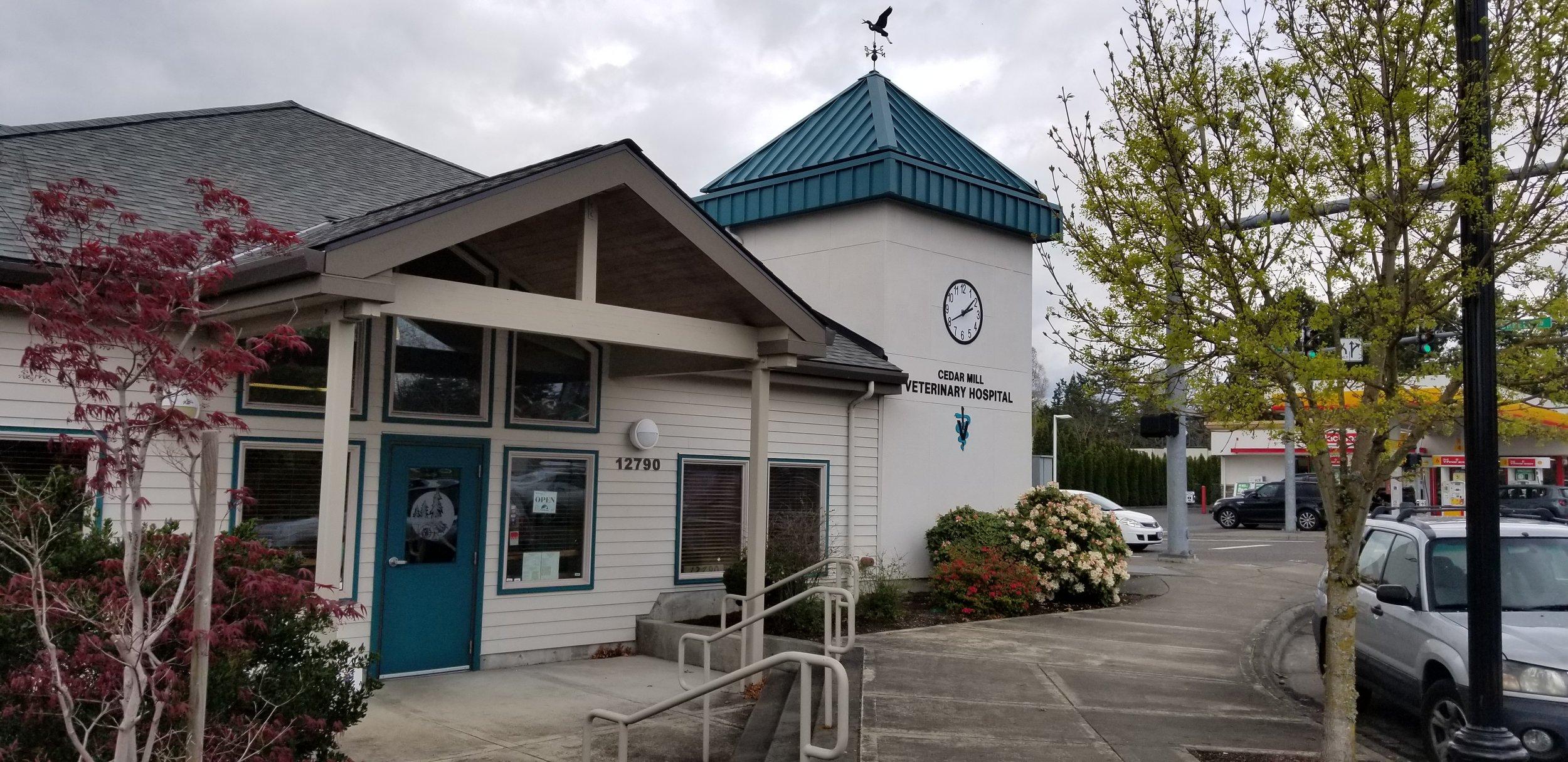 Cedar Mill Veterinary    - Portland, OR