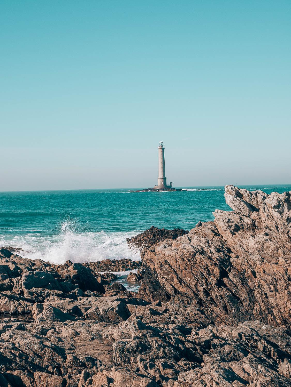 phare de la hague - Goury