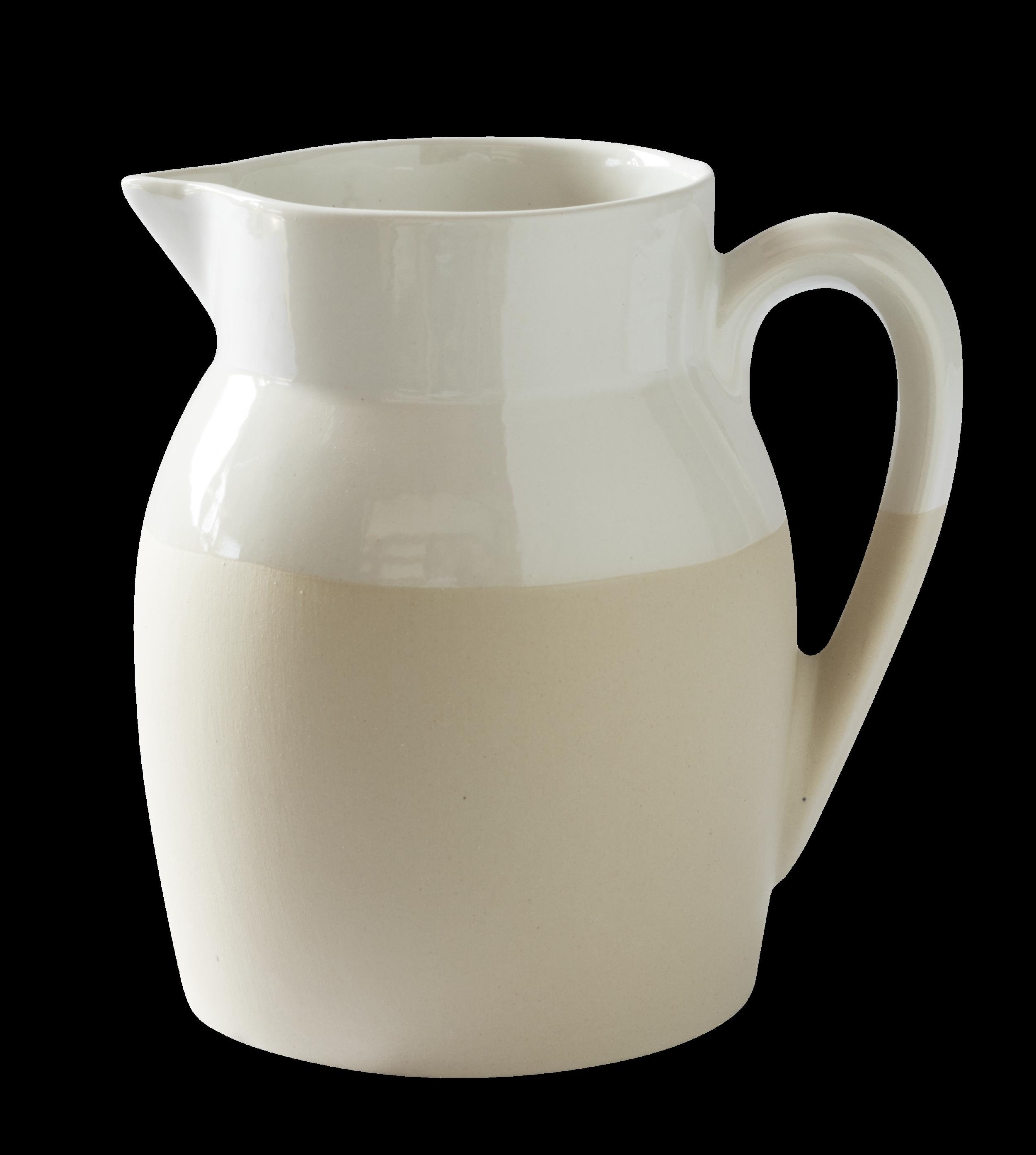 Pichet d'eau - Blanc