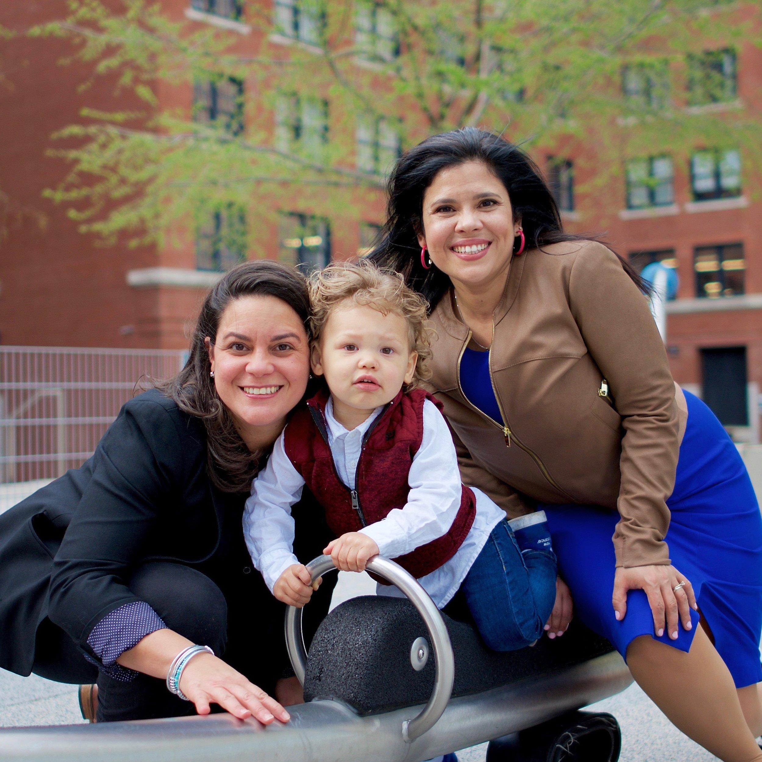 Featured: Josiane Martinez, José Alejandro Martinez-St. Guillen and Alejandra St. Guillen