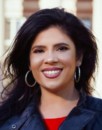 Credit to Jamaica Plain News:  Alejandra St. Guillen is running for at-large Boston City Council in 2019.