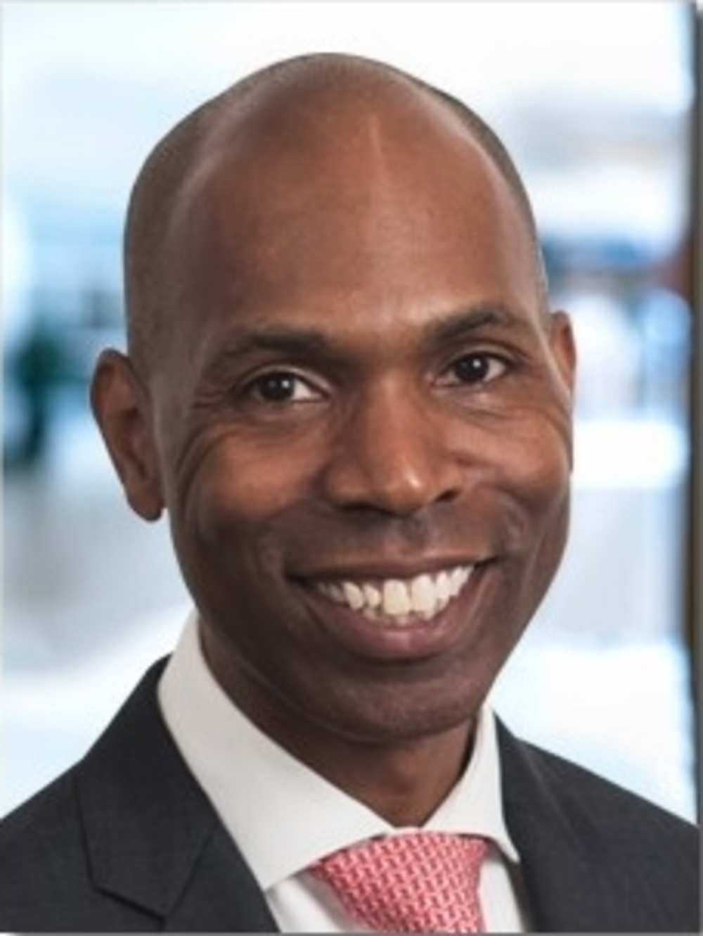 Rodney Jones Tyson '98, Chief Risk Officer of Baird