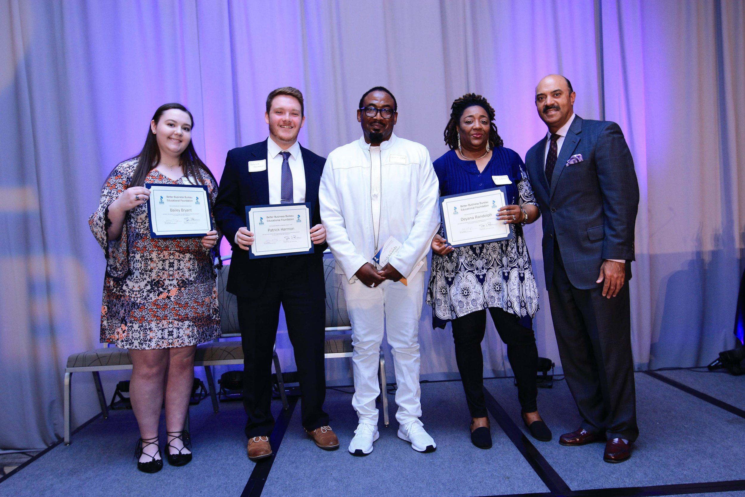 Scholarships - The Foundation hosts an annual scholarship program, providing deserving students with thousands of dollars each year to pursue their higher education.