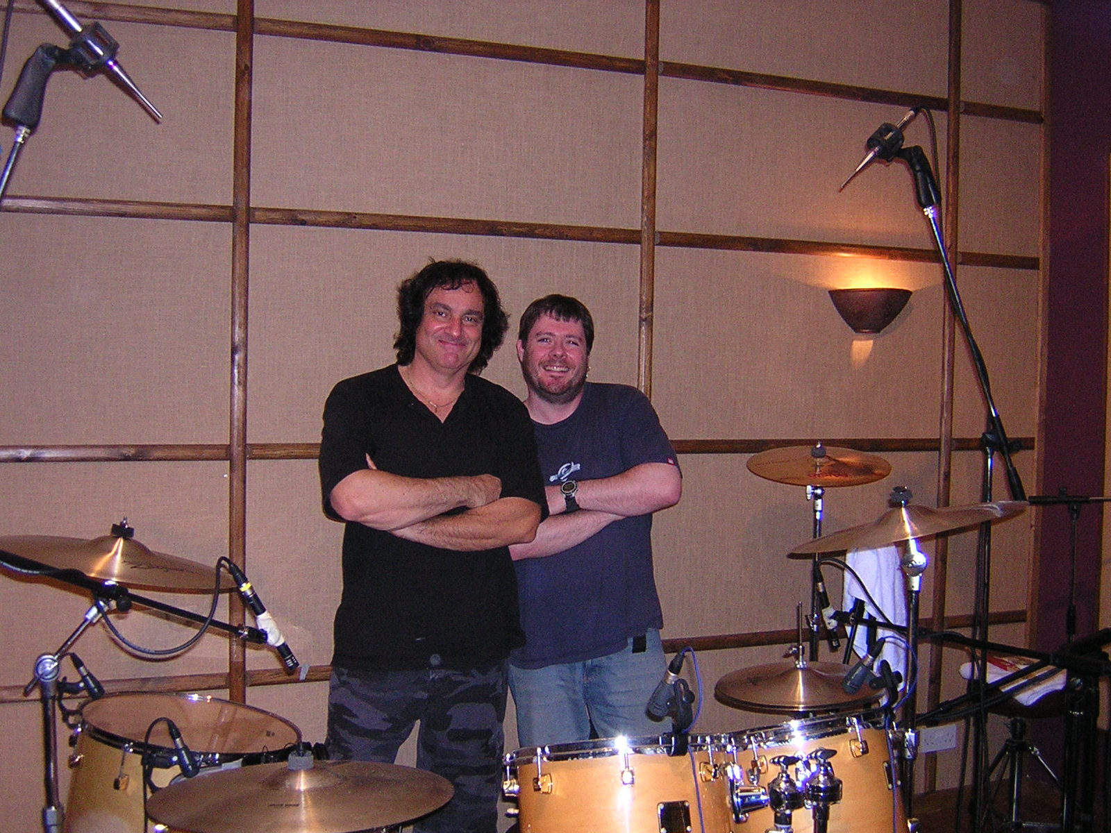 "Tracking Drums - ""The Dio Years"" Dec 2006"