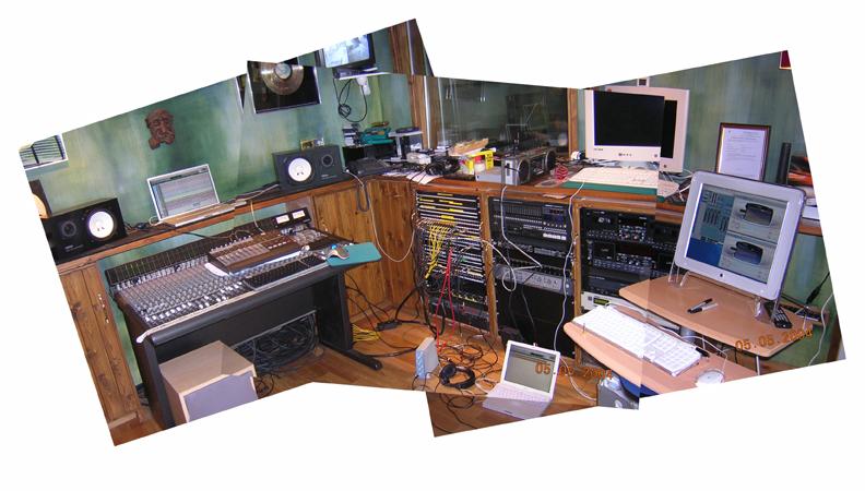 Tone Hall Studios MkI, Warwickshire