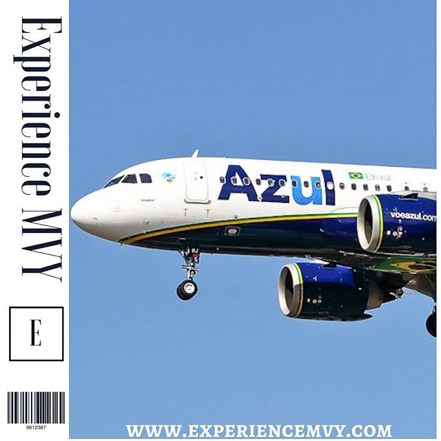 Check out our spotlight on Azul Brazilian Airlines in the EMVY Global Marketplace! A partnership sponsor, Azul is the #1 airline in South America!  Who's ready to fly to #Brazil with us? ✈✈✈ Magazine link in profile! #marthasvineyard #digitalmagazine